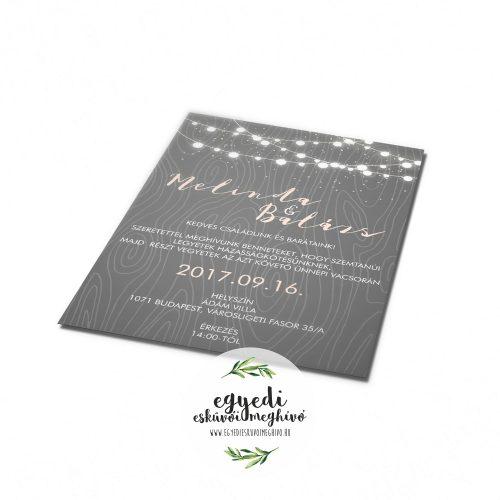 f7661108fe MUNKÁINK - Egyedi esküvői meghívó tervezés és készítés